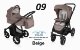 Baby Design LUPO COMFORT 2w1 NEW 2016 kolor 09-Baige DESIGN LC-09